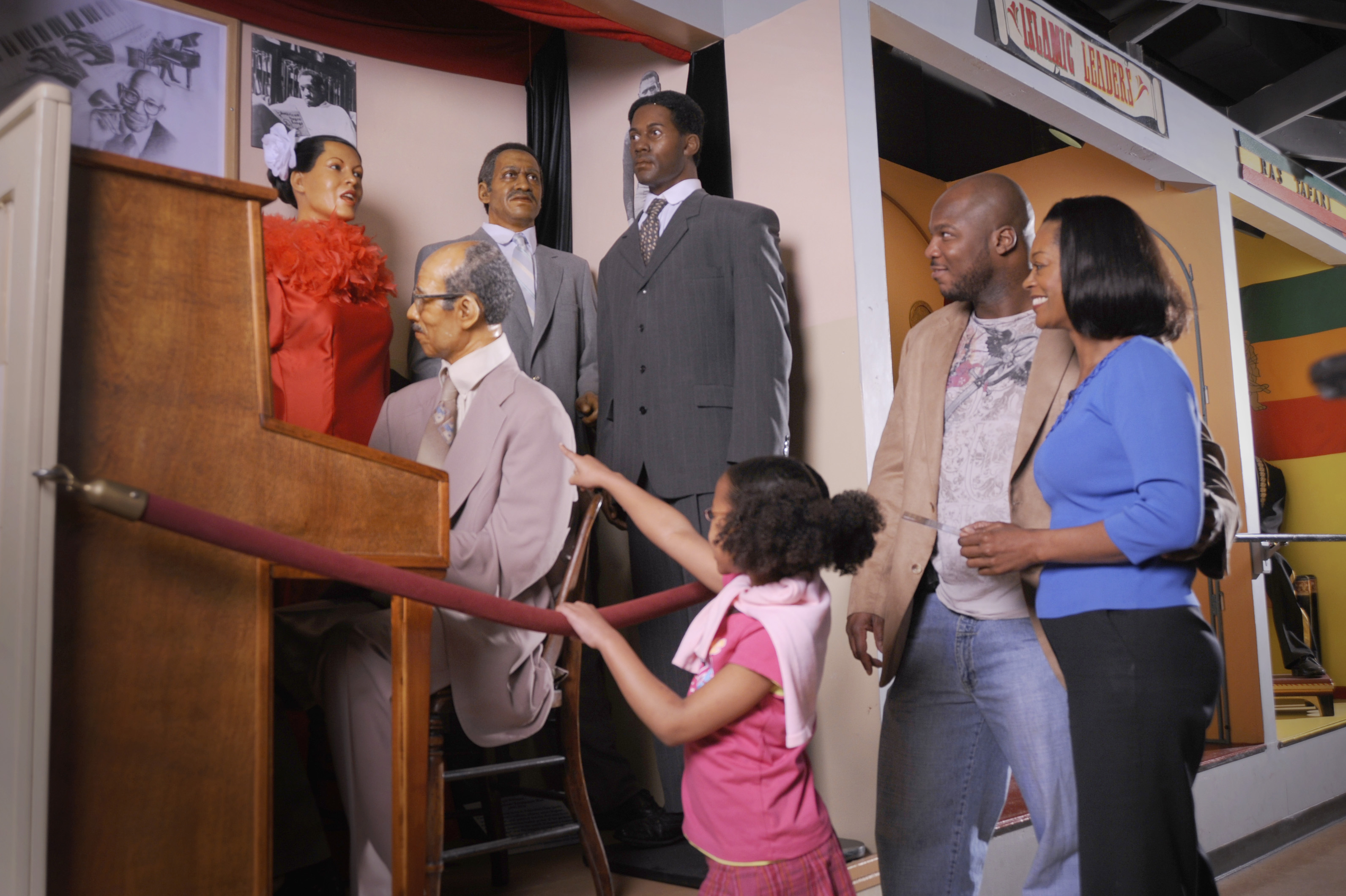 Great Blacks in Wax Museum (Baltimore) - 2020 All You Need ... |Wax Museum Baltimore Harbor