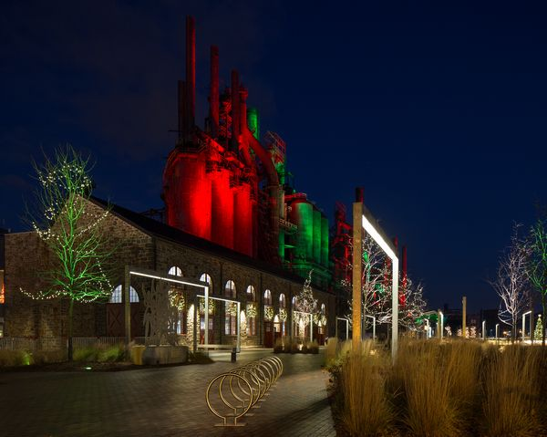 bethlehems christmas town photo credit discover lehigh valley