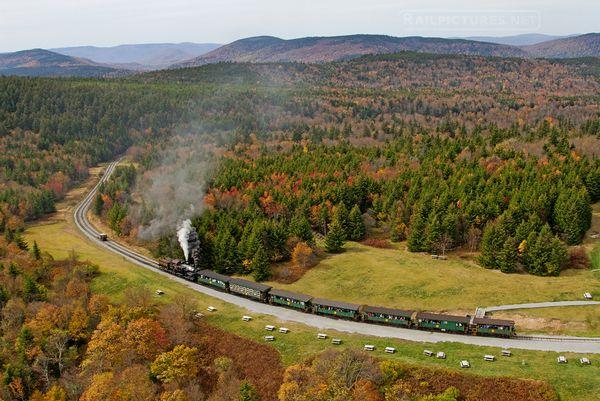 Cass Railroad; Photo Credit Durbin & Greenbrier Valley Railroad