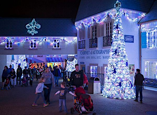 Starr tours charters - Busch gardens christmas town rides ...