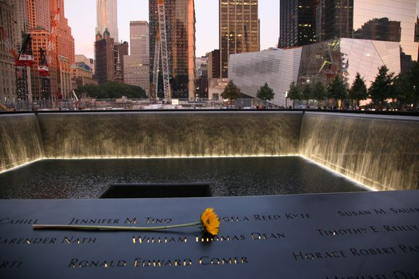 9/11 Memorial; Photo Credit Amy Dreher, Courtesy of 9/11 Memorial