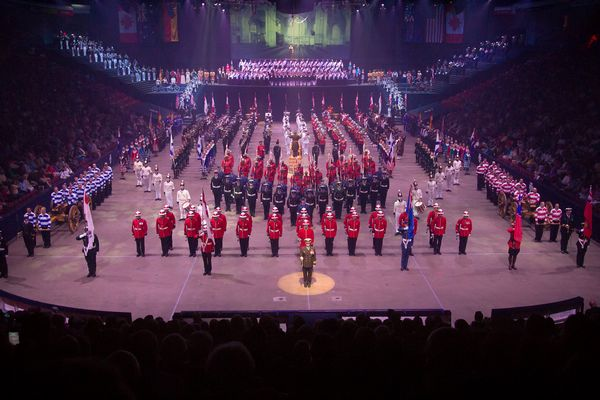 Nova Scotia International Tattoo Festival