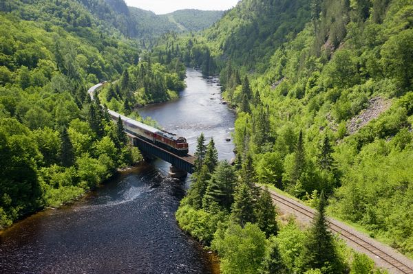 Agawa Canyon Train Ride