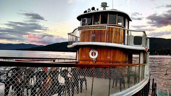 Lake George Boat Cruise