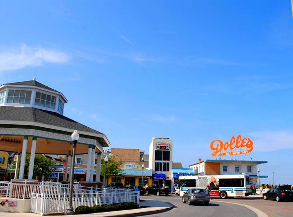 Rehoboth Boardwalk-Photo by Lee Cannon