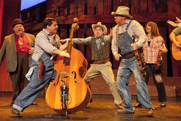 Hatfield and McCoy Show; Photo Credit Bob Schatz