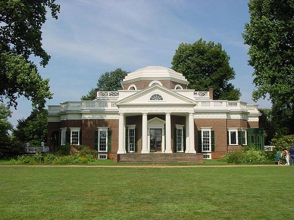 Monticello; Photo Credit Christopher Hollis