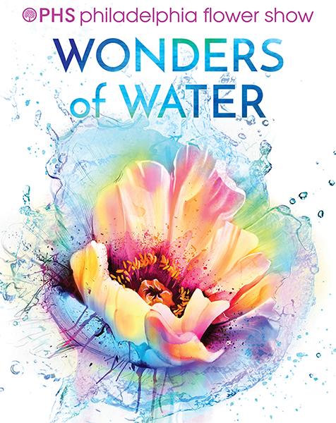 Philadelphia Flower Show - Wonders of Water