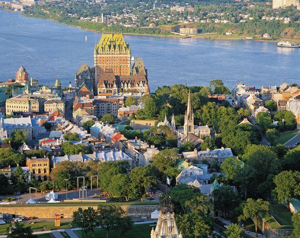Quebec City; Photo Credit Francois Bergeron