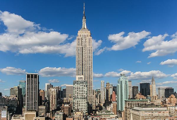 New York City Skyline; Photo Credit Marc Venema