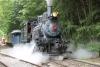 Durbin Rocket; Photo Credit Durbin & Greenbrier Valley Railroad