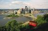 Pittsburgh Skyline with Duquesne Incline; Photo Credit Derek Cashman
