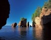 St. John, New Brunswick - Bay of Fundy; Photo Credit Josef Hanus