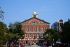 Faneuil Hall; Photo Courtesy of Greater Boston CVB