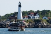 Lighthouse Lovers Cruise; Credit Portland Discovery