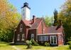 Presque Isle Lighthouse; Photo Credit Jeffrey M. Frank