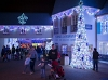 Busch Gardens at Christmas; Photo Credit Busch Gardens Williamsburg