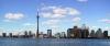 CN Tower and Toronto Slyline - Photo Credit Dave Minogue