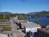 Main Street, Lake Placid Village; Photo Courtest of Lake Placid CVB